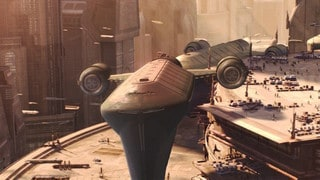 AA-9 Coruscant freighter