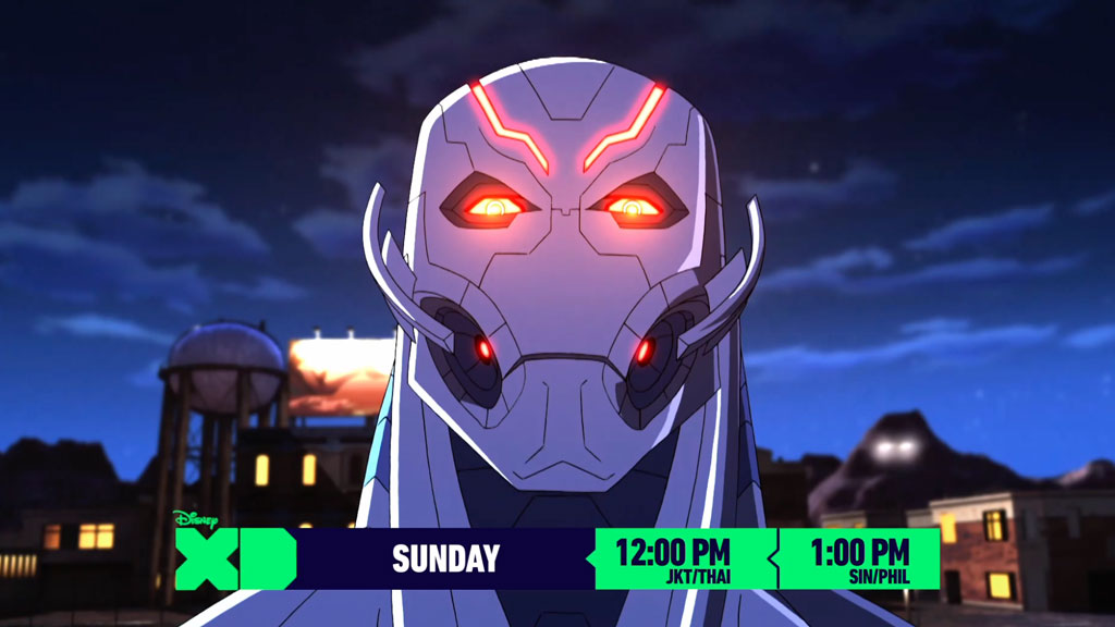 คลิปแรกจาก Avengers Assemble: Ultron Revolution