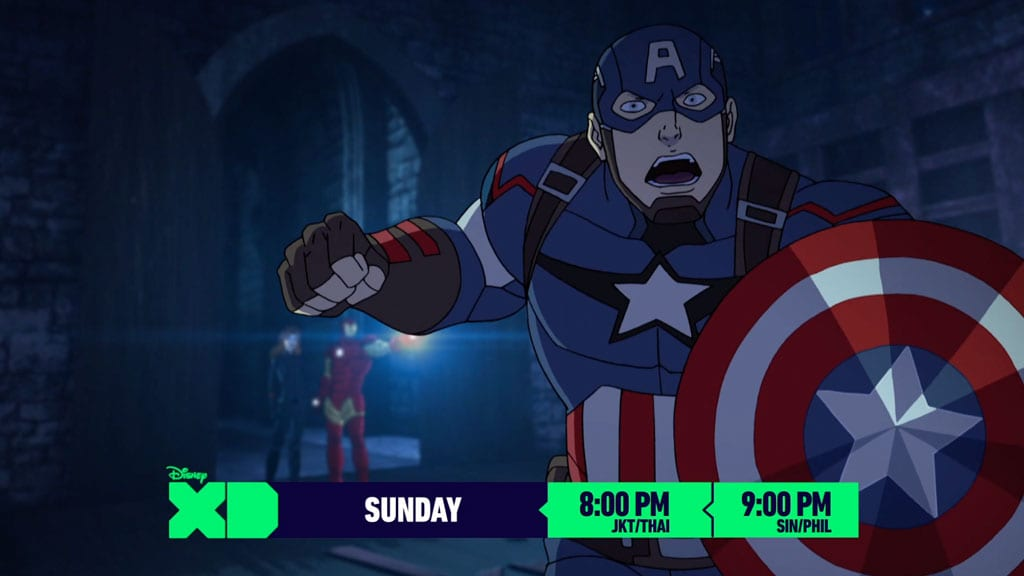 คลิปที่ 2 จาก Avengers Assemble: Ultron Revolution