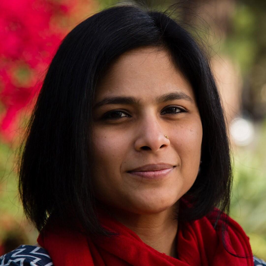 Aashrita Kamath | Our Team