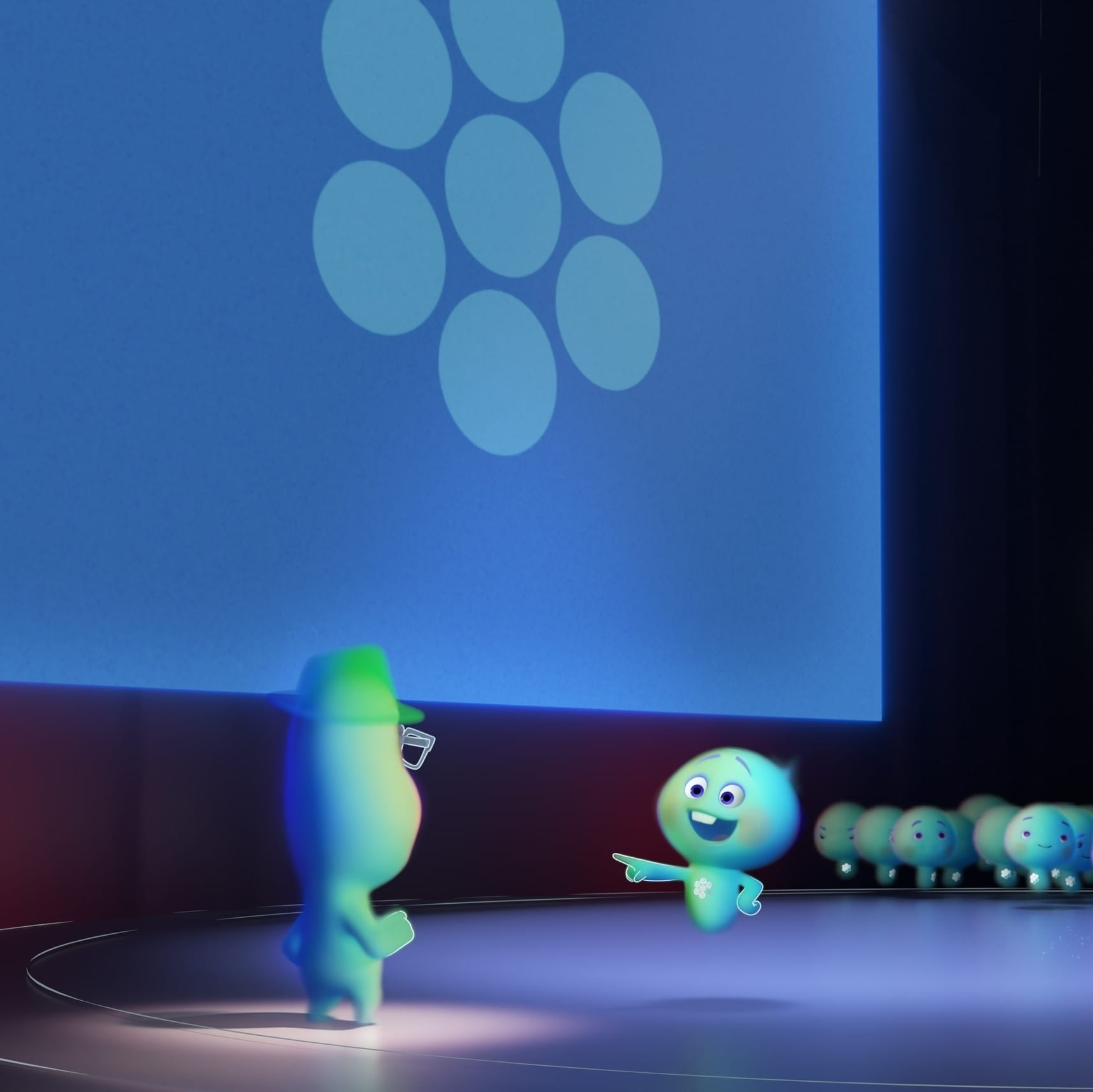 An Inside Look at the Animation in Pixar's Soul