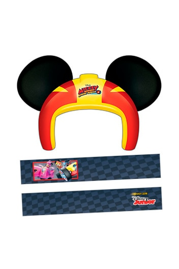 Capacete do Mickey