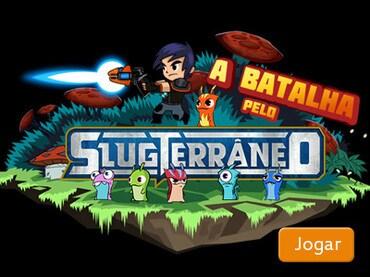 A batalha pelo SlugTerrâneo