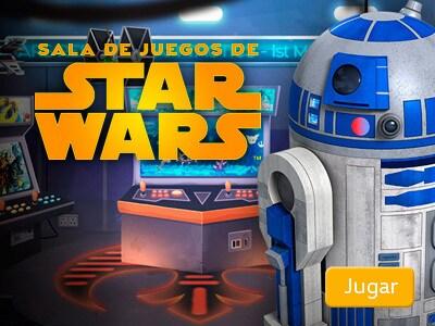 Sala de Juegos de Star Wars