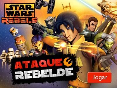 Jogos Disney – Ataque Rebelde