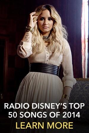 Demi Lovato Slider Thumb - Top 50