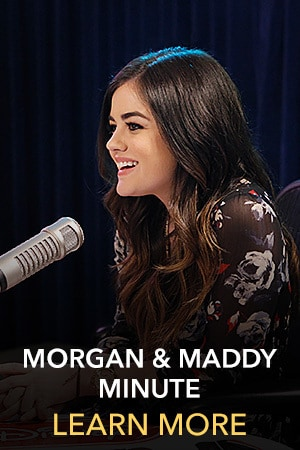 Lucy Hale Morgan and Maddy Slider Thumb