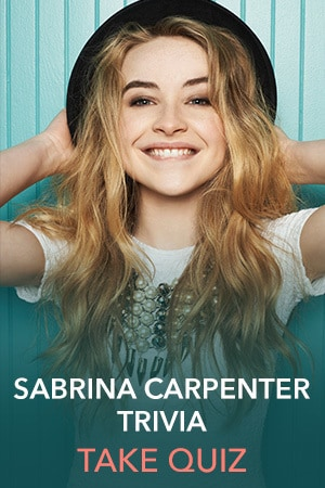 Sabrina Carpenter Slider Thumb - Quiz: Sabrina Carpenter Trivia