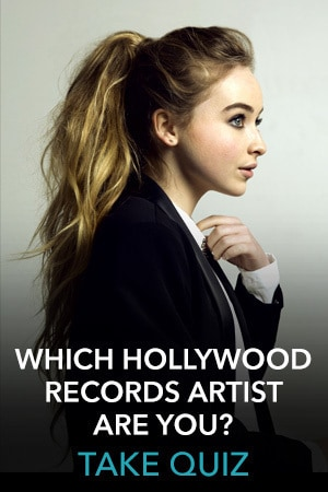 Sabrina Carpenter Slider Thumb - Quiz: Which Hollywood Records Artist Are You?