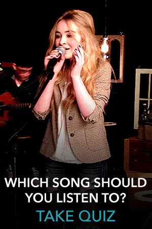 Sabrina Carpenter Slider Thumb - Quiz: Which Sabrina Carpenter Song Should You Listen to Right Now?