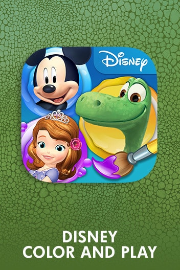 Disney Color N Play