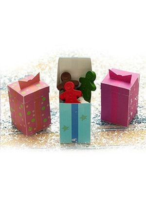 Henry's Holiday Gift Boxes