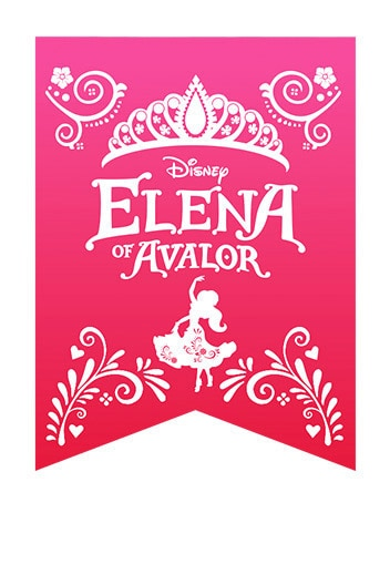 Elena of Avalor - Decorative Banner