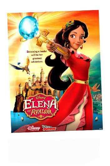 Elena of Avalor - Premiere Poster