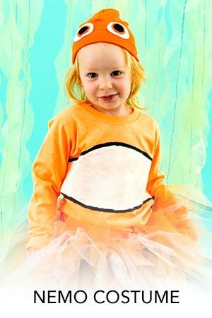 Finding Dory - Nemo Costume