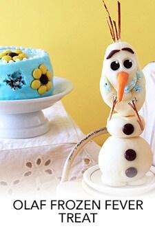 Olaf Frozen Fever
