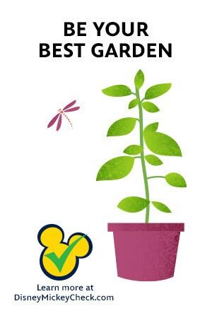 Mickey Check - Garden - 12/14/15