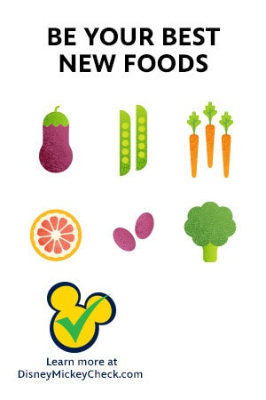 Mickey Check - New Foods - 12/14/15
