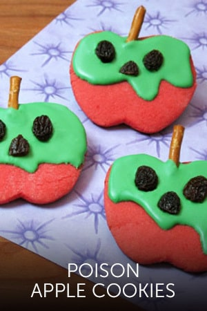 CR SNOW WHITE POISON APPLE COOKIES