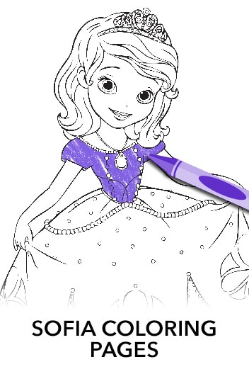 Sofia the First - TSL - Coloring Pages