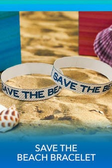 Save the Beach Bracelets