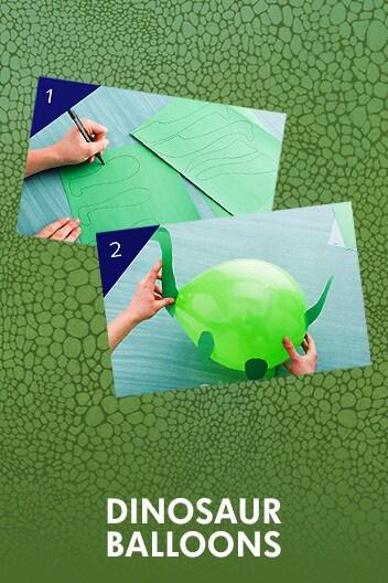 The Good Dinosaur - Dino Balloons