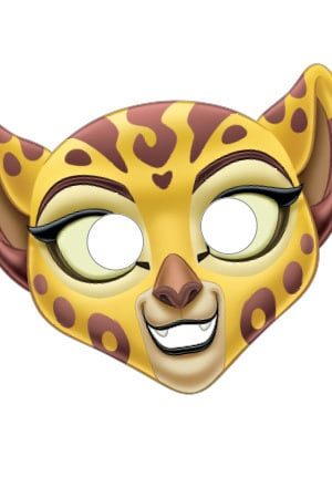 The Lion Guard - Fuli Mask