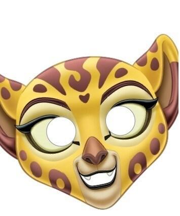 Máscara da Fuli