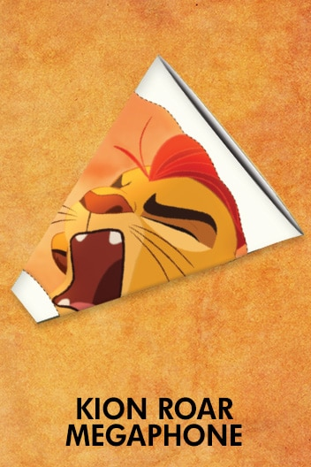 The Lion Guard - Kion Roar Megaphone