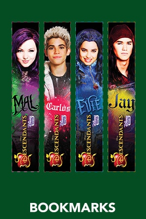 Descendants - Bookmarks