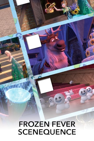 Frozen Fever Sequence