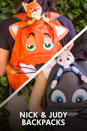 Nick & Judy Backpacks