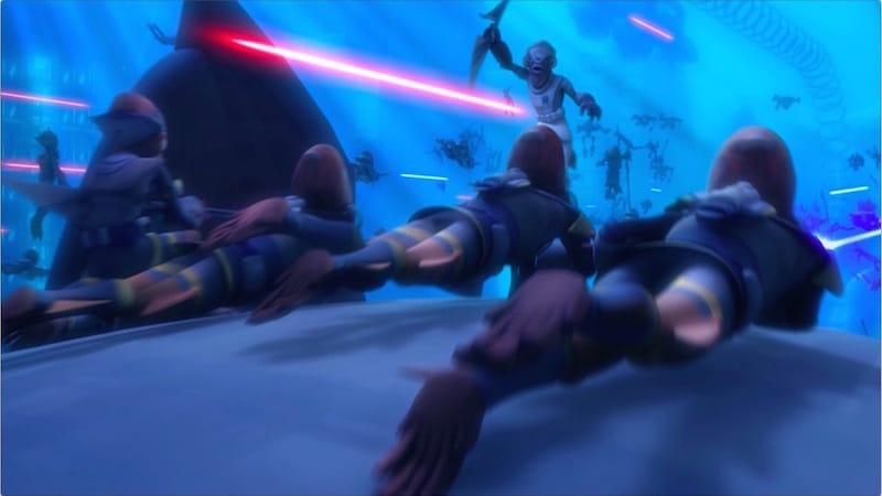 "Ackbar in ""The Clone Wars"""