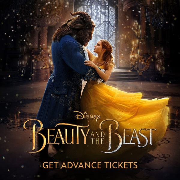 Beauty and the Beast - Get Advance Tickets
