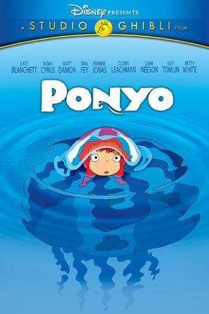 Image result for ponyo