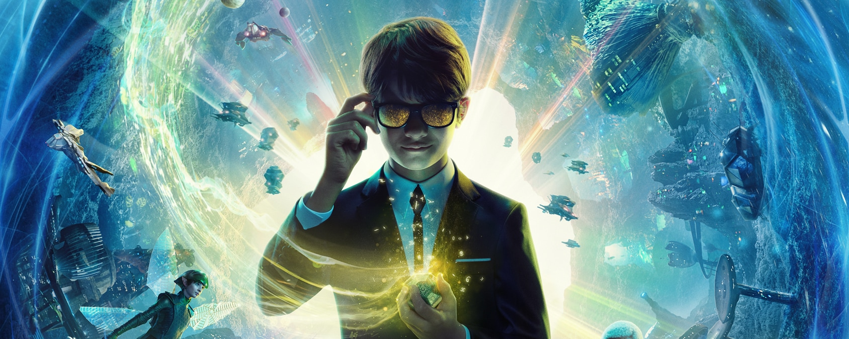"Disney's Fantastical Epic Adventure ""Artemis Fowl"" Streaming Exclusively On Disney+ Beginning June 12"