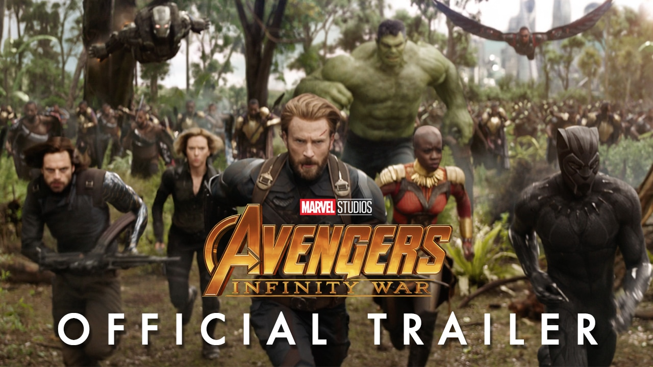 Avengers: Infinity War Trailer (SG, MY, PH)