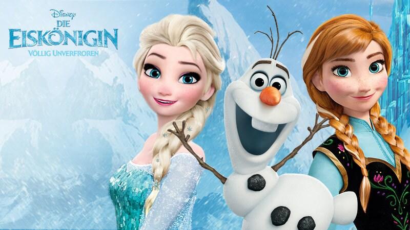 Die Eiskönigin - Völlig Unverfroren: Gesangs-Casting