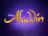 Aladdin West End Musical collection