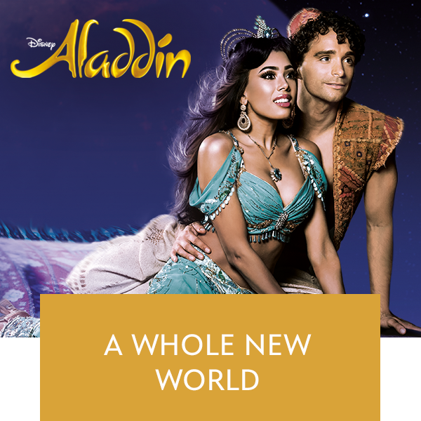 Stream Promo - Aladdin The Musical