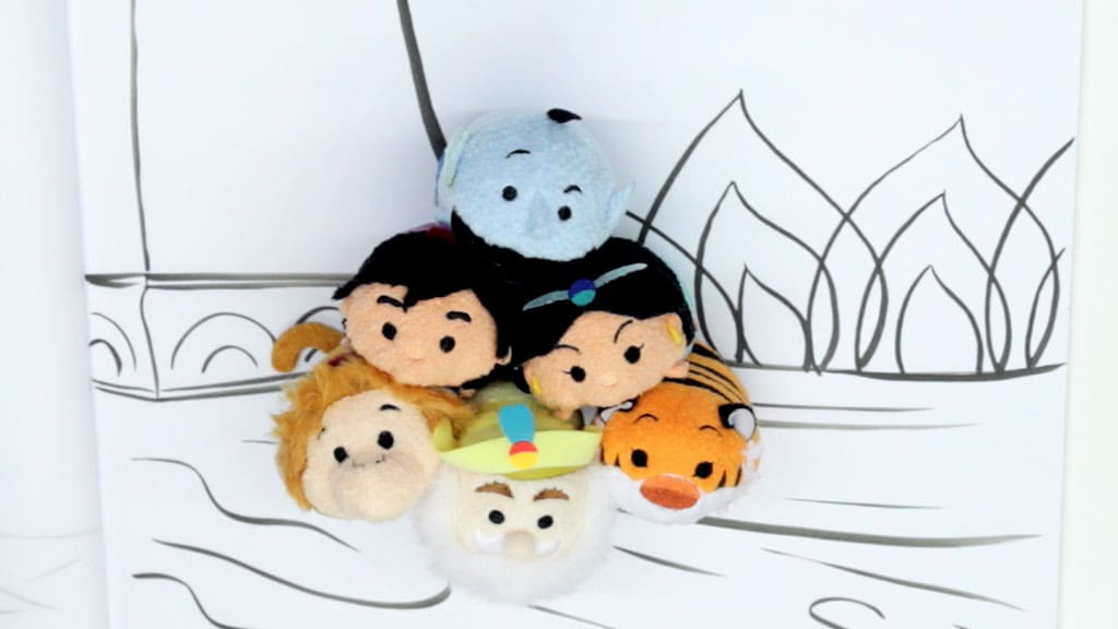 Aladdin | As Told by Tsum Tsum