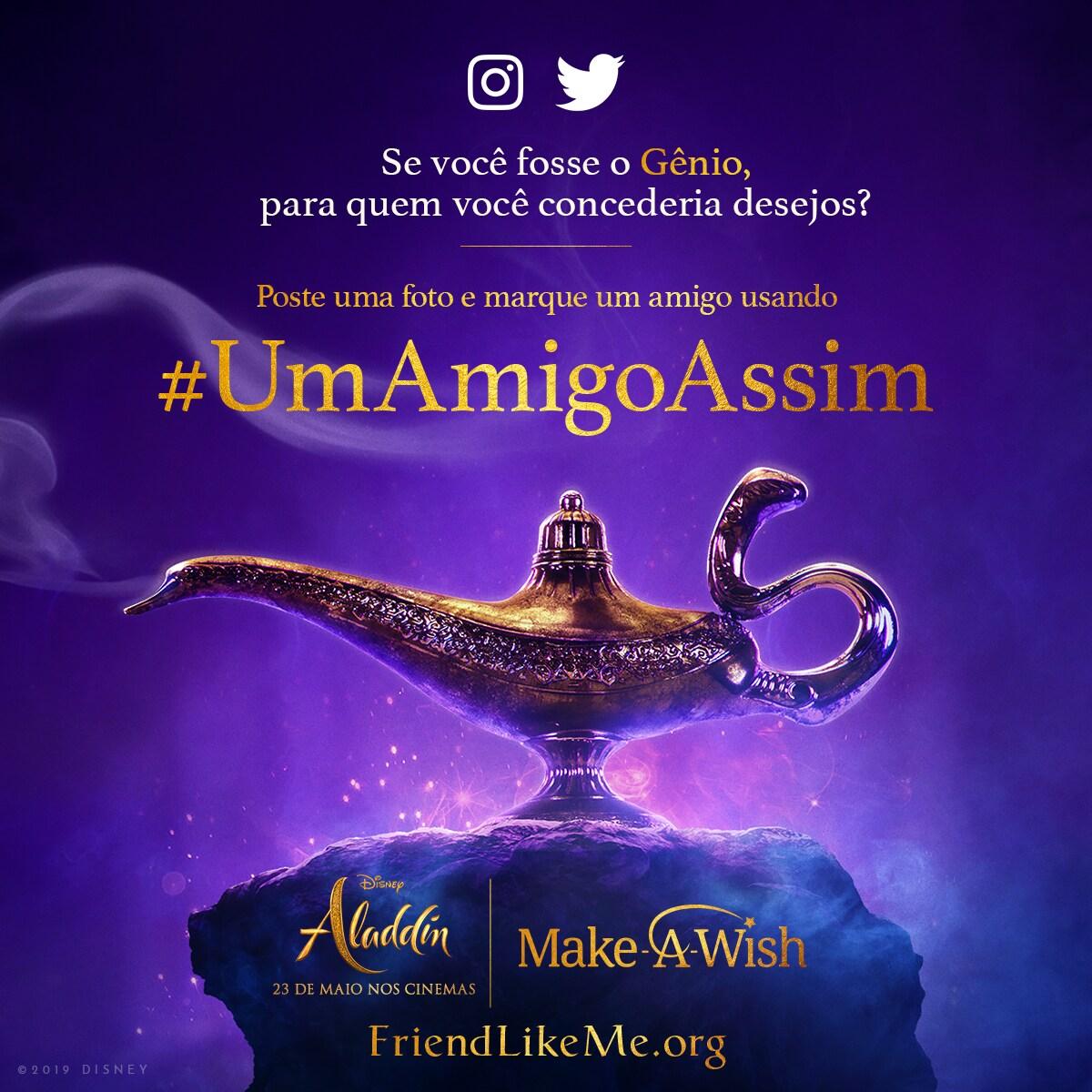 #UnAmigoAssim
