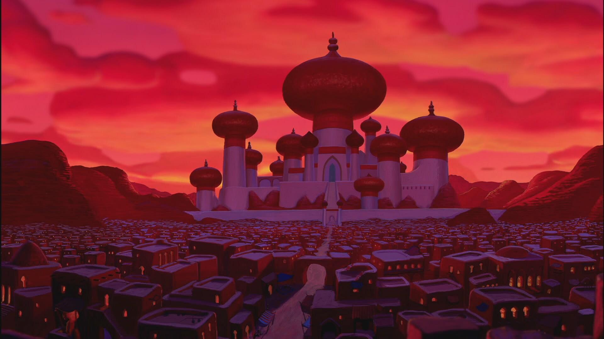 "Zenimation ""Locales"" - Aladdin"