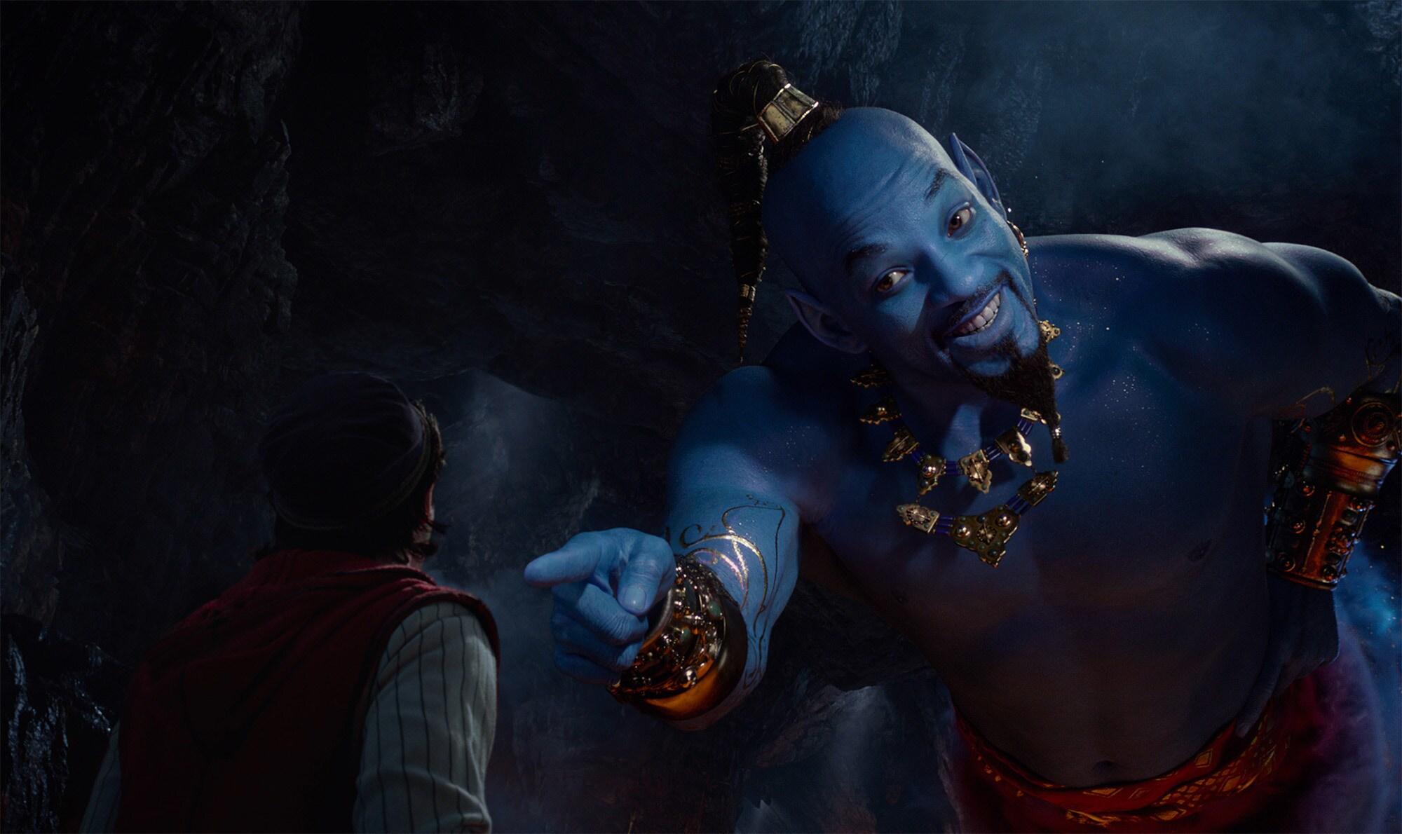 Aladdin | Trailer02