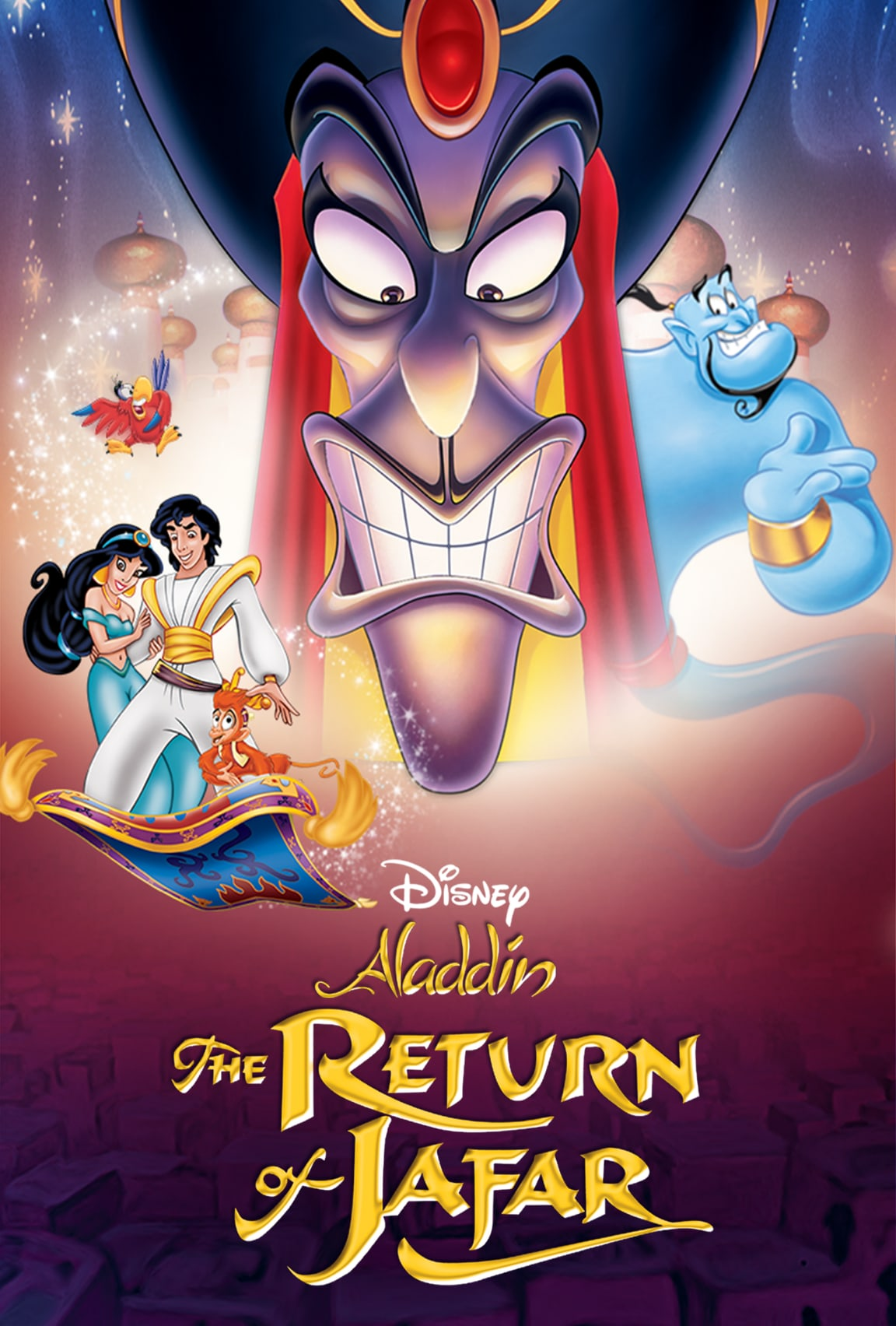 Aladdin: The Return of Jafar (1994)
