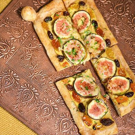 Magic Carpet Flatbread Pizza Recipe