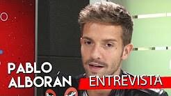 Pablo Alboran en Radio Disney Chile