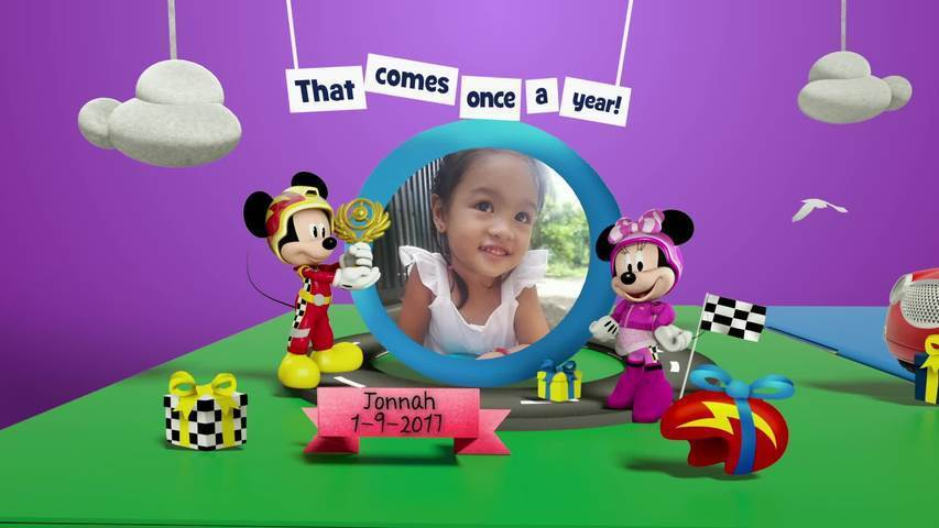 Disney Junior Birthday Book 2020 September Album 2