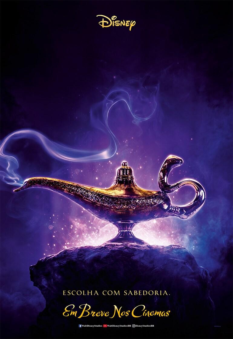Aladdin Póster