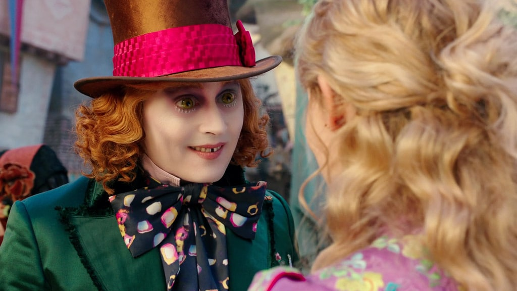 Meet Young Hatter | Alice Through The Looking Glass